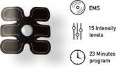 EMS Elektrische Spierentrainer - 15 intensiteits niveaus - Spieropbouw was nog nooit zo makkelijk