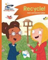 Reading Planet - Recycle! - Orange