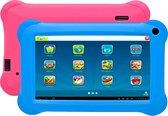 Denver TAQ-70283K - 7 inch - Kindertablet - 16GB - Blauw/Roze