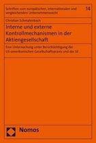 Interne Und Externe Kontrollmechanismen in Der Aktiengesellschaft
