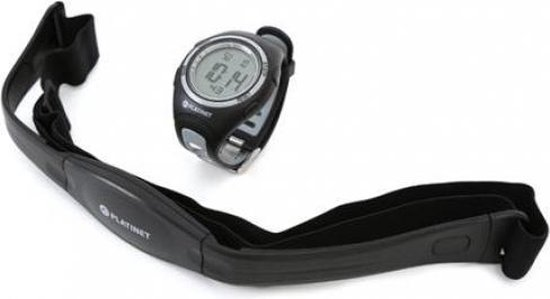 Platinet PHR207 Grijs sport horloge - PLATINET