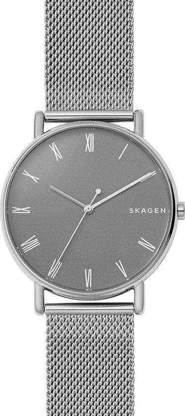 Skagen Zilverkleurig Mannen Horloge SKW6428