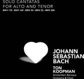 Solo Cantatas For Alto And Tenor