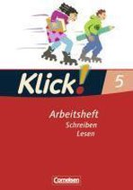 Klick! Deutsch. 5. Schuljahr. Lesen. Arbeitsheft. Westliche Bundesländer