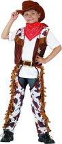 Cowboy kostuum voor jongens  - Verkleedkleding