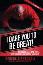Omslag I Dare You to Be Great