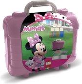 Disney - Multiprint Kleurset Minnie Mouse 19-delig Roze