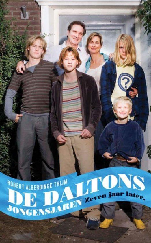 De Daltons / jongensjaren - Robert Alberdingk Thijm |