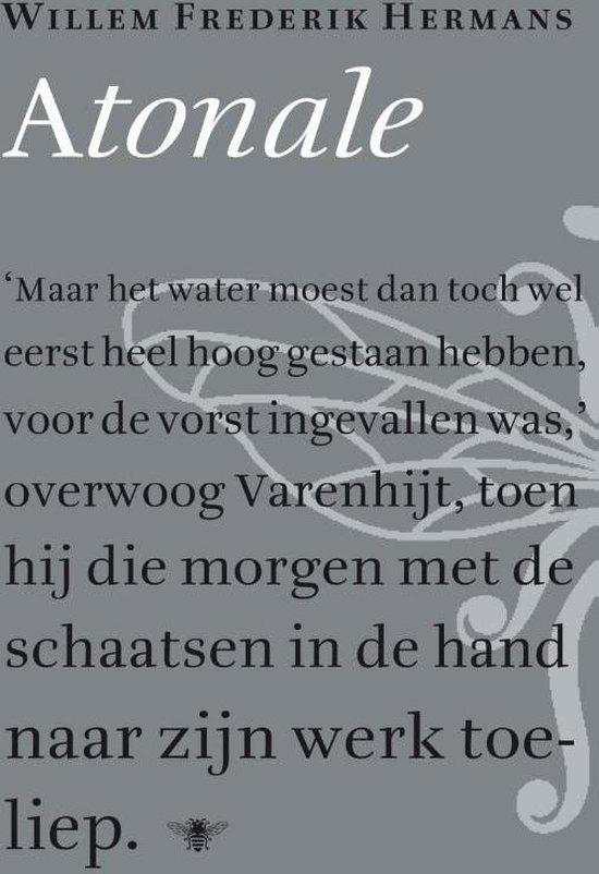 Atonale - Willem Frederik Hermans |