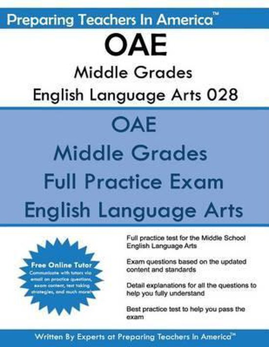 OAE Middle Grades English Language Arts 028