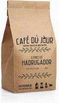 Café du Jour Versgebrande Espresso 'Madrugador' 1KG koffiebonen