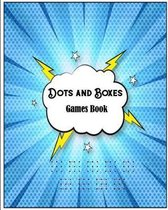 Dots and Boxes Games Book