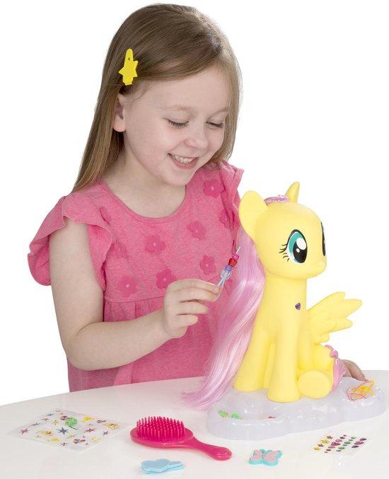 My Little Pony Fluttershy Kaphoofd Kappershoofd