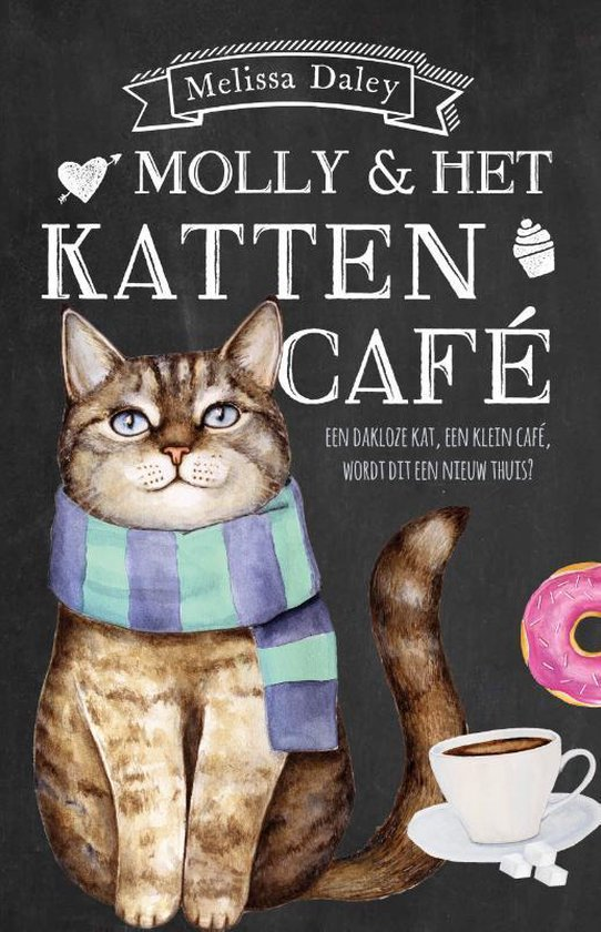 Molly en het kattencafé - Melissa Daley | Readingchampions.org.uk
