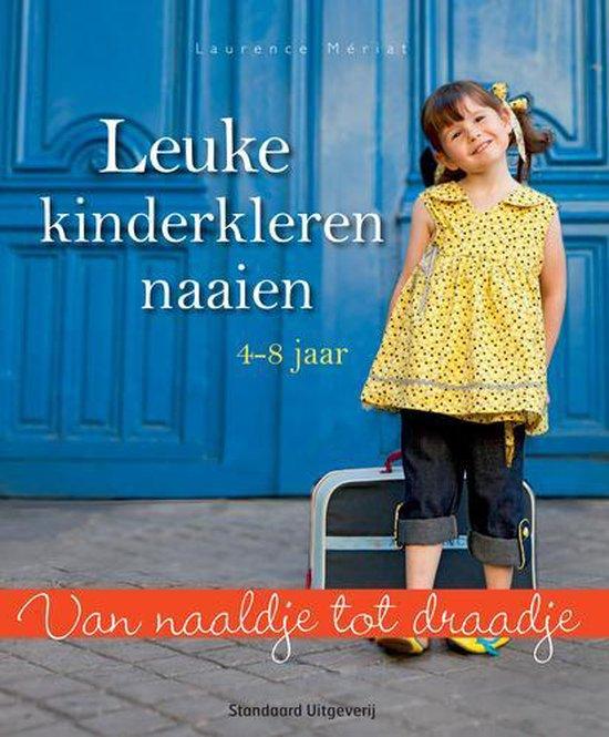 Leuke kinderkleren naaien - Laurance Mériat |