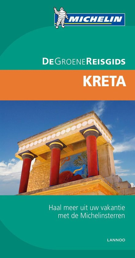 Michelin. Kreta - De Groene Reisgids - none | Readingchampions.org.uk