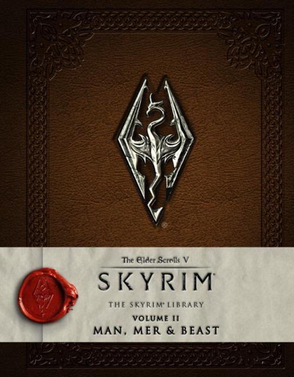 The Elder Scrolls V: Skyrim - The Skyrim Library, Vol. II
