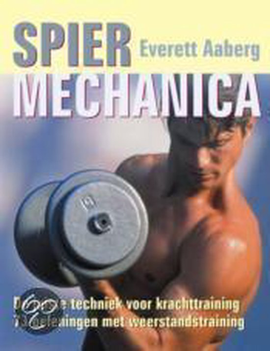 Cover van het boek 'Spiermechanica'