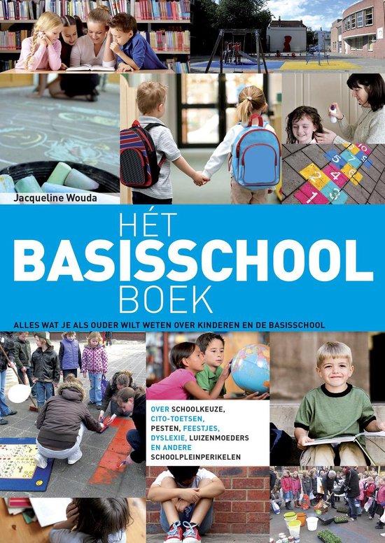 Het basisschoolboek - Jacqueline Wouda |