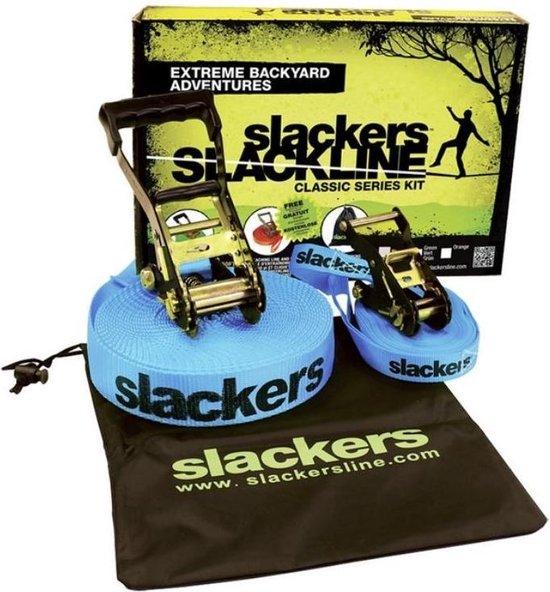 Slackers Classic 15m + Teaching Line