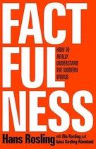 Boek cover Factfulness van Hans Rosling (Hardcover)