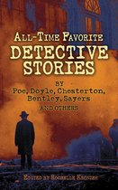 Omslag All-Time Favorite Detective Stories