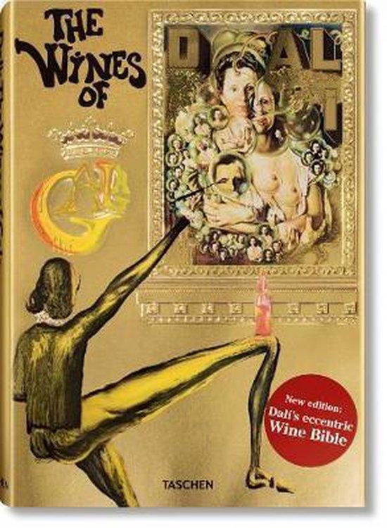 Afbeelding van Dali. The Wines of Gala