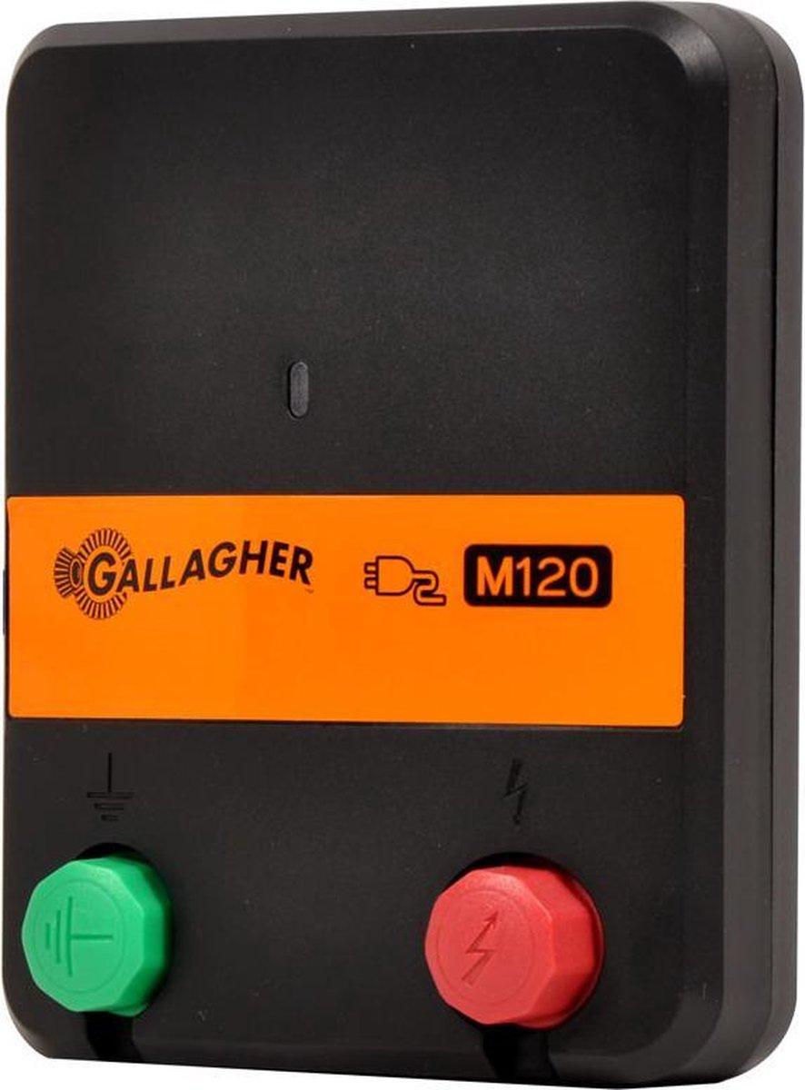 Gallagher schrikdraadapparaat M120 230V - Gallagher