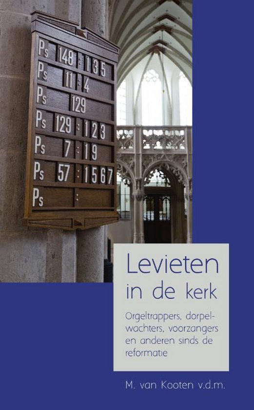 Levieten in de kerk - M van Kooten  