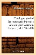 Catalogue general des manuscrits francais