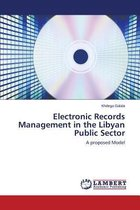 Electronic Records Management in the Libyan Public Sector