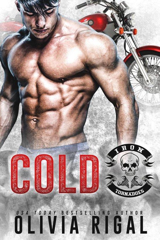 Boek cover Cold van Olivia Rigal (Onbekend)
