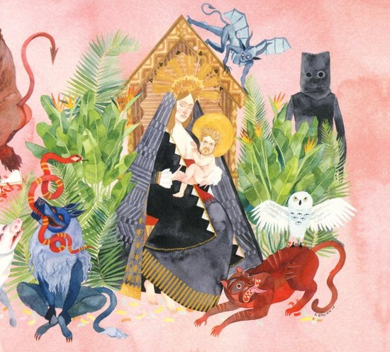 bol.com   I Love You Honeybear, Father John Misty   CD (album ...