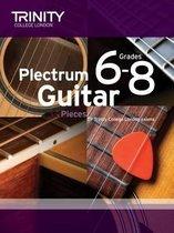 Plectrum Guitar Pieces Grades 6-8