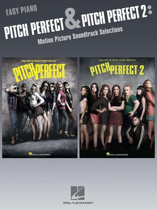 Pitch Perfect and Pitch Perfect 2 Songbook
