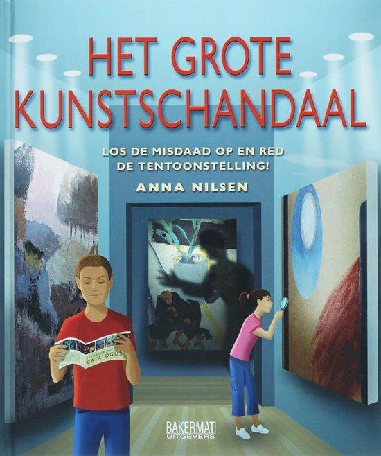 Het grote kunstschandaal - Anna Nilsen  