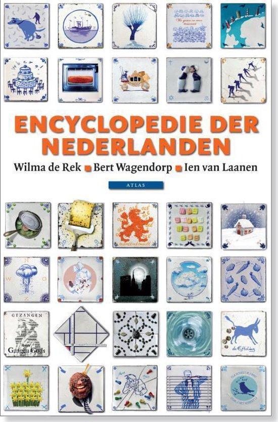 Omslag van Encyclopedie der Nederlanden