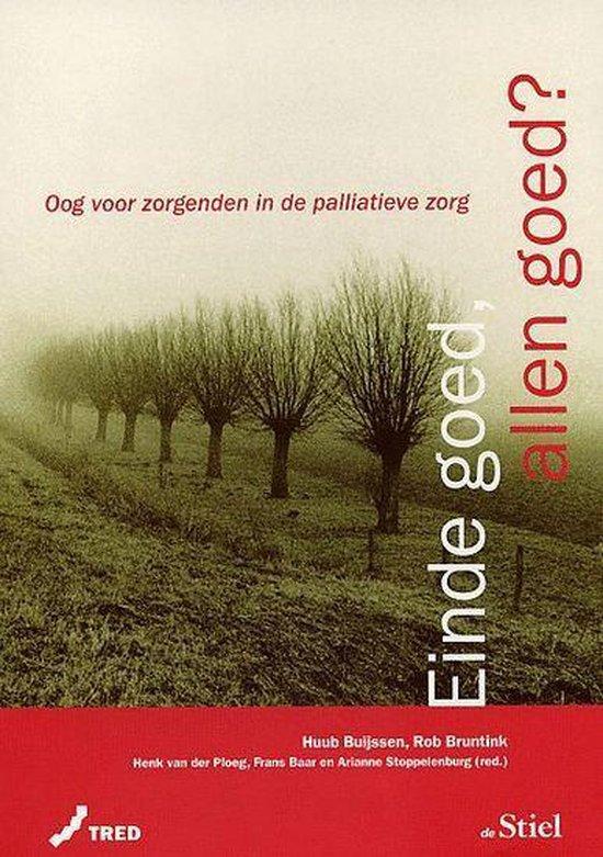 Boek cover Einde goed allen goed van Marjo Buitelaar (Paperback)