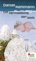 Boek cover Die Vermessung der Welt van Daniel Kehlmann (Onbekend)