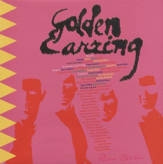 Boek cover Golden Earring van K. Beks (Hardcover)
