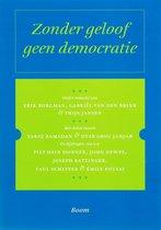 Boek cover Zonder geloof geen democratie van Erik Borgman (Paperback)
