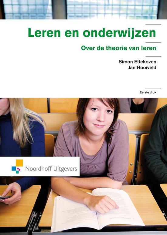 Leren en onderwijzen - Simon Ettekoven pdf epub
