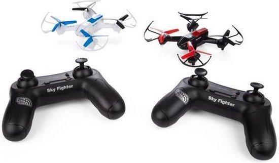 RCQC5 - SKY FIGHTER - SET MET 2 BATTLE DRONES