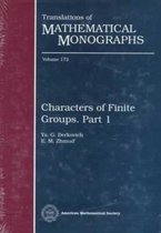 Characters of Finite Groups, Part 1