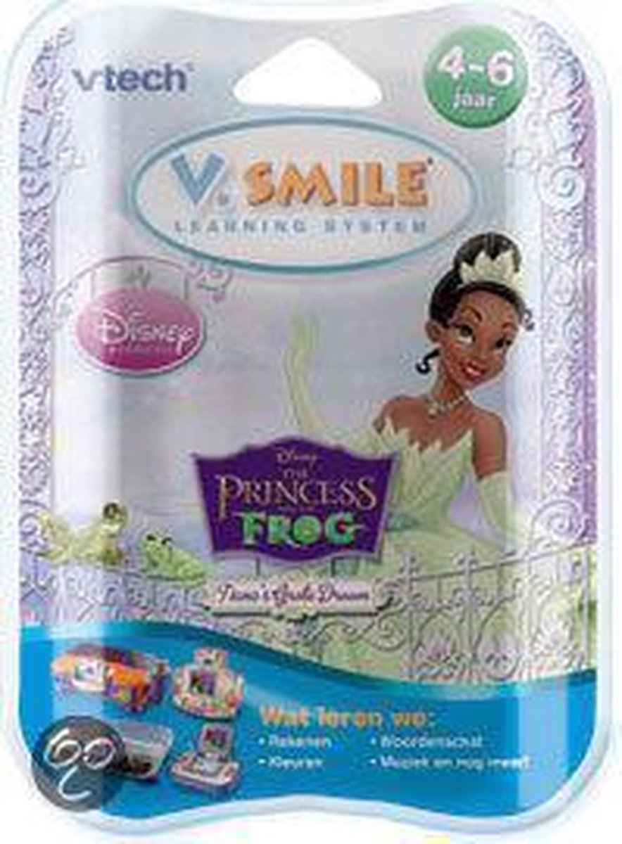 VTech V.Smile Motion Game - De Prinses en de Kikker