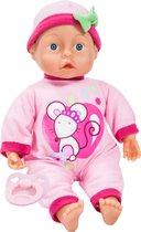 Bayer Babypop Eerste Woordjes - 33cm
