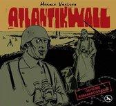 Boek cover Atlantikwall van Hennie Vaessen (Hardcover)