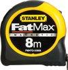 STANLEY FatMax Rolbandmaat - BA Magnetisch - 8 m - 32 mm