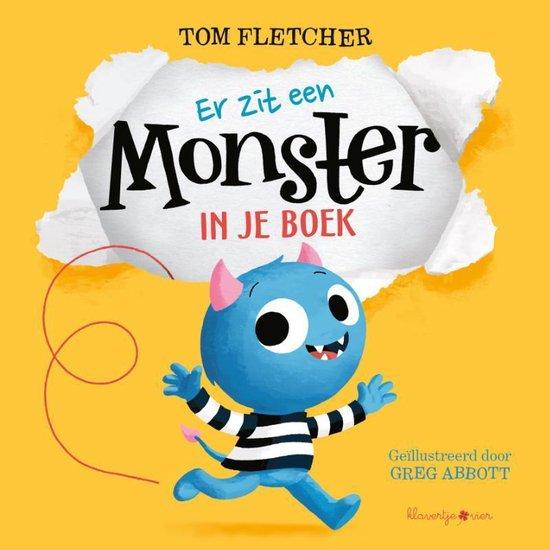 Er zit een monster in je boek! 0 -   Er zit een monster in je boek