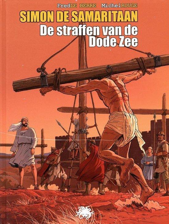 Simon de samaritaan 002 De straffen van de Dode Zee - ... Rouge |
